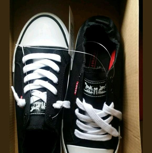 9cf35e19 Levi's Shoes   New Levis Womens Stan G Sneakers Comfort Tech   Poshmark